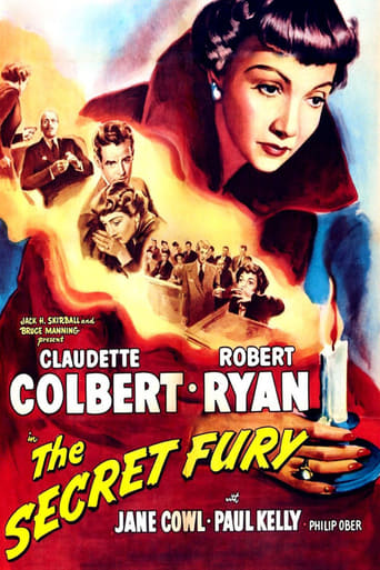 Poster of The Secret Fury