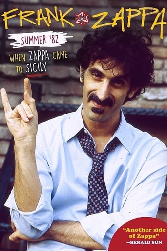 Poster of Summer '82: When Zappa Came to Sicily