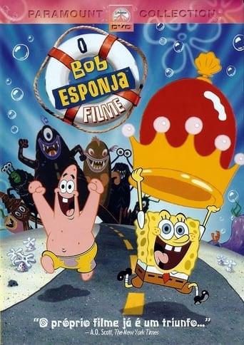 Bob Esponja: O Filme (2004) Br-Rip 1080p Download Torrent Dublado