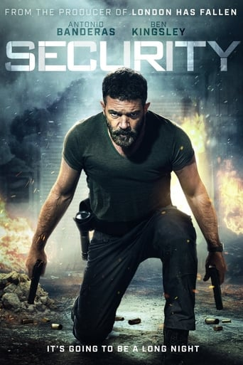 Poster of Security