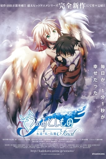 Poster of Heaven's Lost Property Final – The Movie: Eternally My Master