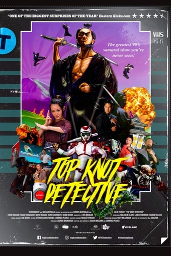 Poster of Top Knot Detective