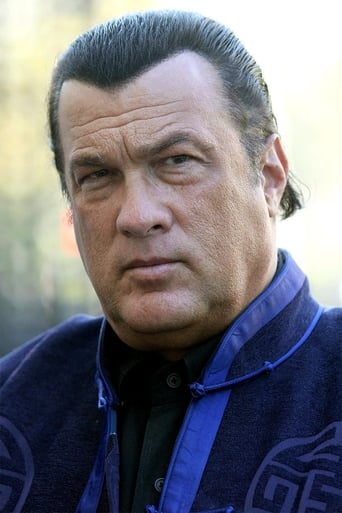 Image of Steven Seagal
