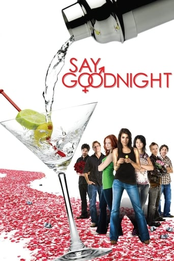 Poster of Say Goodnight