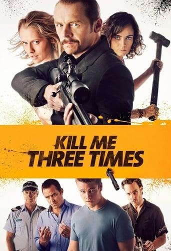 Poster of Kill Me Three Times