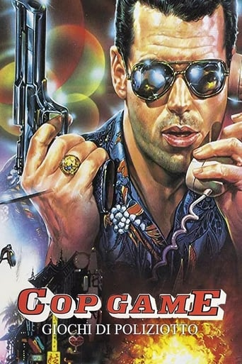 Poster of Cop Game