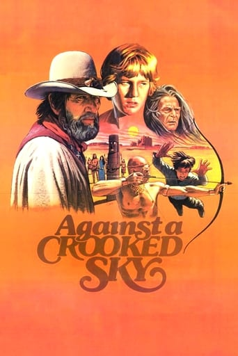 Poster of Against a Crooked Sky