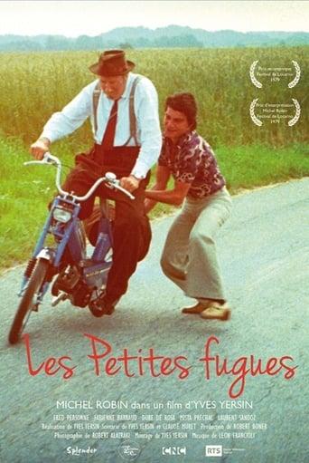 Poster of Les petites fugues