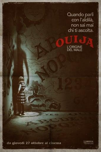 Poster of Ouija - L'origine del male