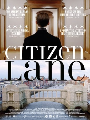 Citizen Lane poster