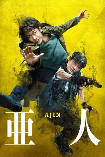Poster of Ajin: Demi-Human