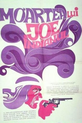 Poster of The Death of Joe the Indian
