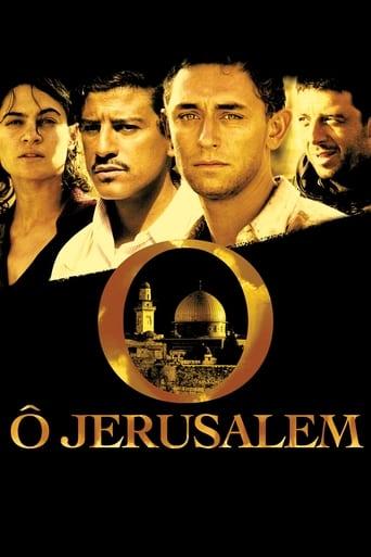 Ô Jerusalem poster