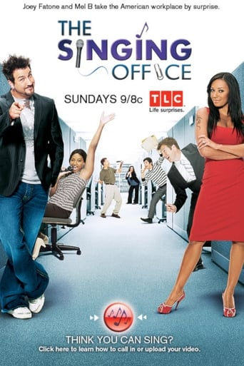 Poster of The Singing Office