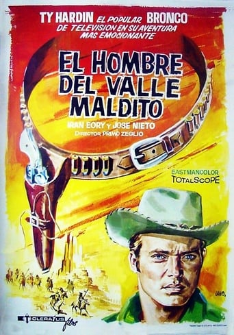 Poster of Man of the Cursed Valley