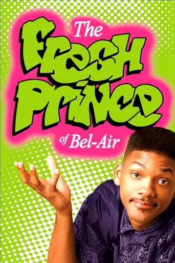 Poster for The Fresh Prince of Bel-Air