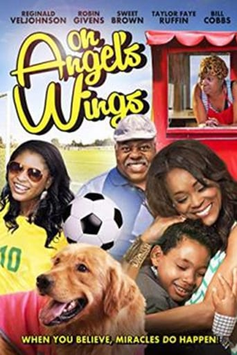 Poster of On Angel's Wings