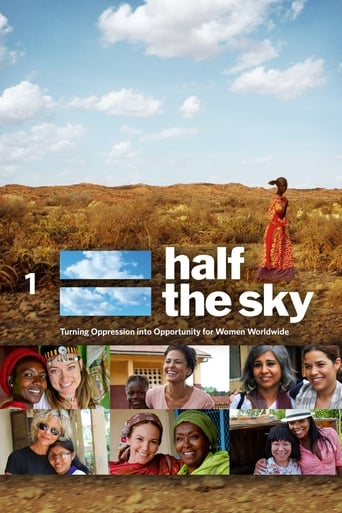 Poster of Half the Sky: Turning Oppression Into Opportunity for Women Worldwide