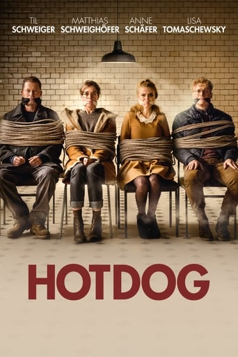 Filmplakat von Hot Dog