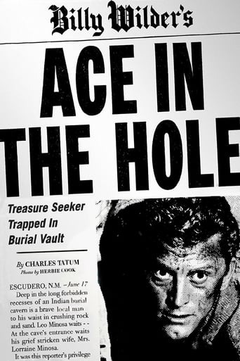 Poster of Ace in the Hole