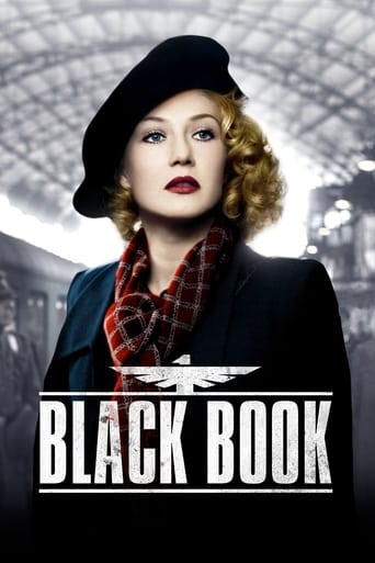 Poster of Black Book