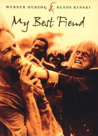 Poster of My Best Fiend