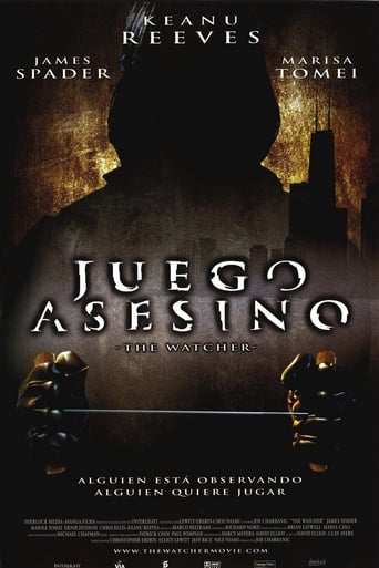 Poster of Juego asesino (The Watcher)