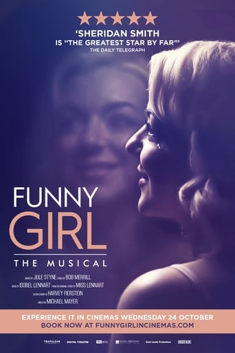 Poster of Funny Girl: The Musical