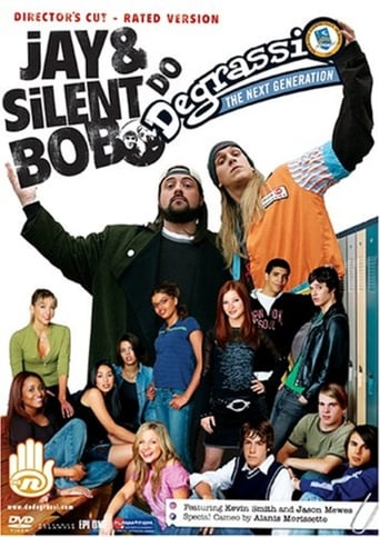 Poster of Jay and Silent Bob Do Degrassi