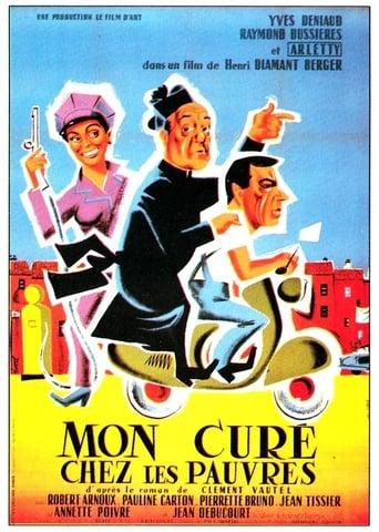 Poster of Mon curé chez les pauvres