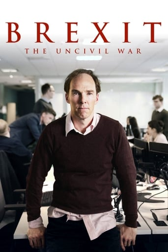 Poster of Brexit: The Uncivil War