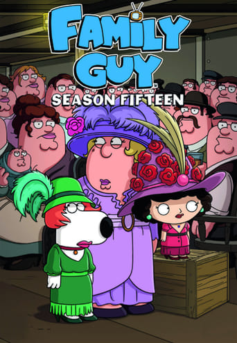 Šeimos bičas (15 sezonas) / Family Guy (Season 15) (2016)