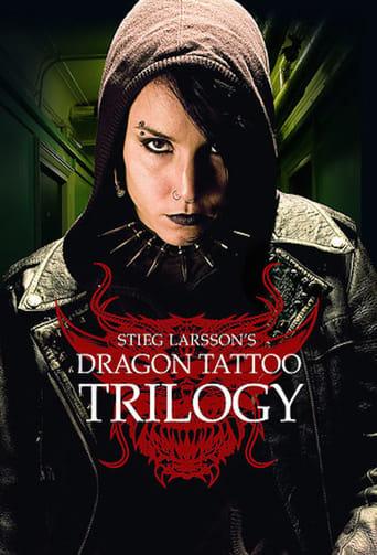 Poster of Stieg Larsson: Millenium