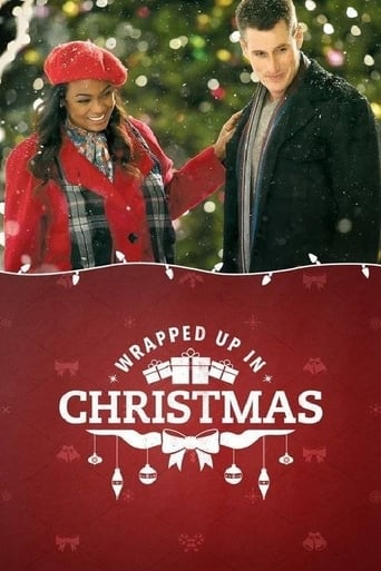 Wrapped Up In Christmas poster