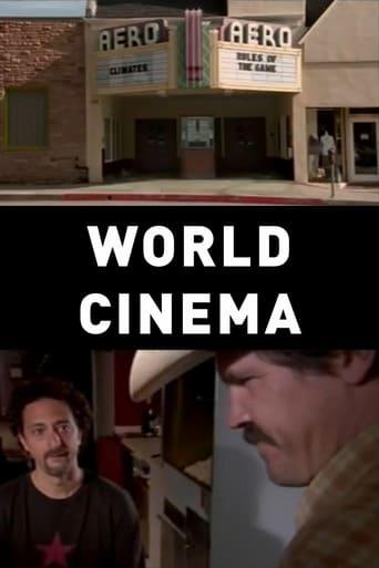 World Cinema poster