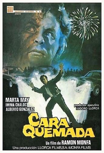 Poster of Cara quemada