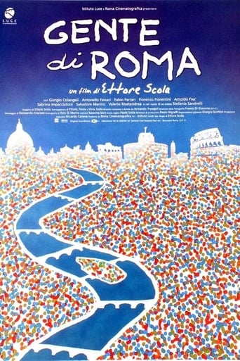 Poster of People of Rome