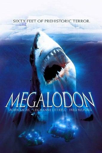 Poster of Megalodon
