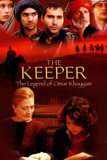 Poster of The Keeper: The Legend of Omar Khayyam