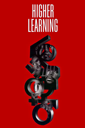 Poster of Higher Learning