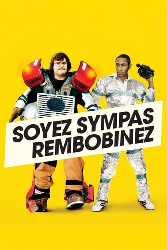 Poster of Soyez sympas, rembobinez