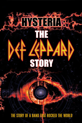 Poster of Hysteria: The Def Leppard Story