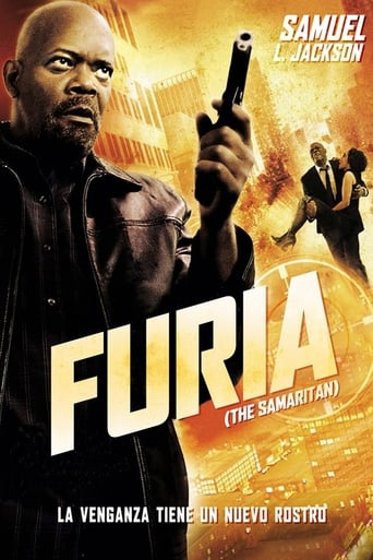 Poster of Furia (The Samaritan)