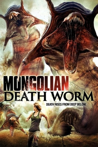 Poster of Mongolian Death Worm