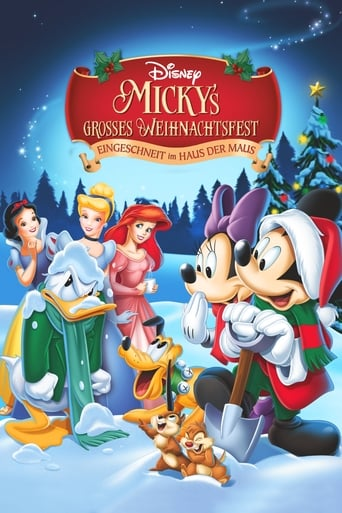 Poster of Mickys großes Weihnachtsfest