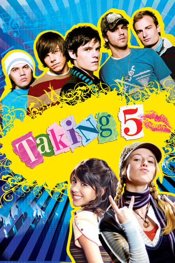 Poster of Taking 5