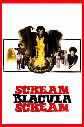 Poster of Scream Blacula Scream