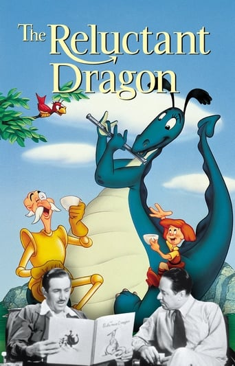 Poster of The Reluctant Dragon