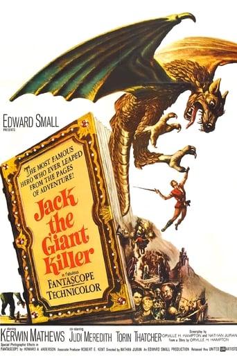 Poster of Jack the Giant Killer