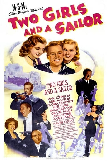 Poster of Two Girls and a Sailor